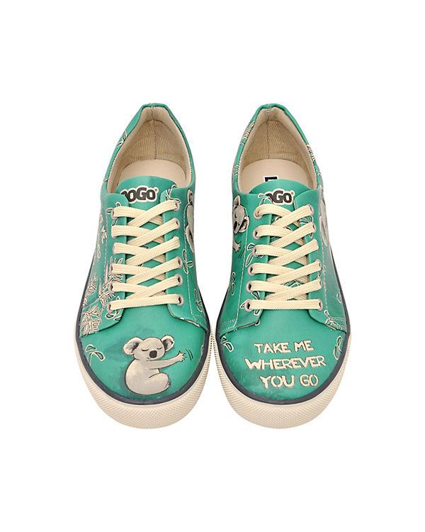 Sneakers Low Koala Hug mehrfarbig