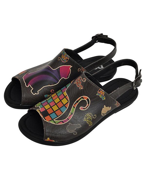 Komfort-Sandalen Kittens mehrfarbig