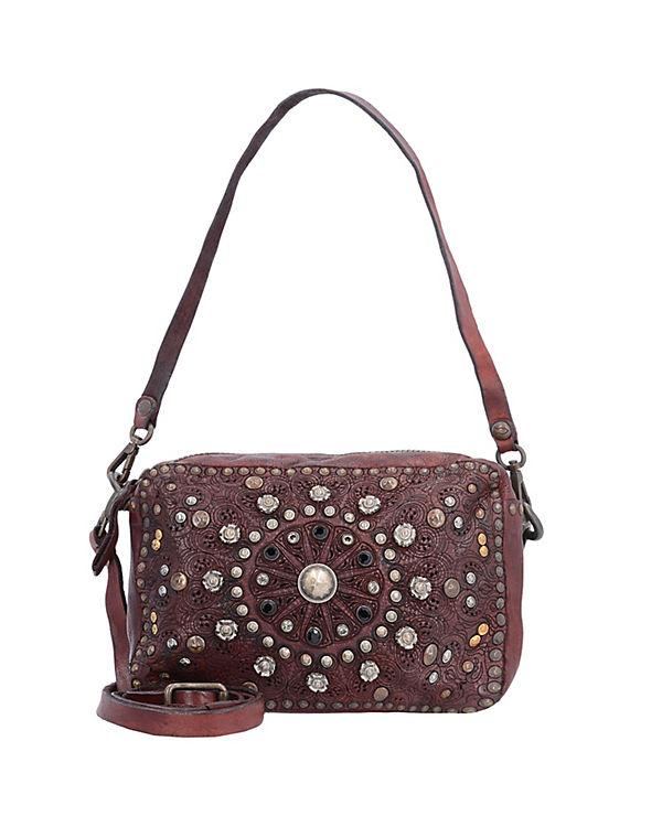 Campomaggi Bauletto Mini Bag Handtaschen rot
