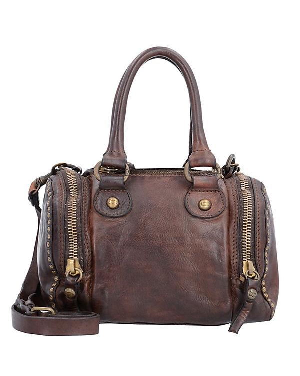 Campomaggi Bauletto Mini Bag Handtaschen braun