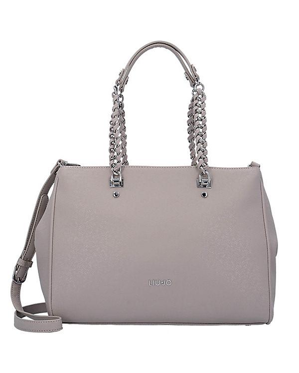 LIU JO Anna Chain Handtaschen beige