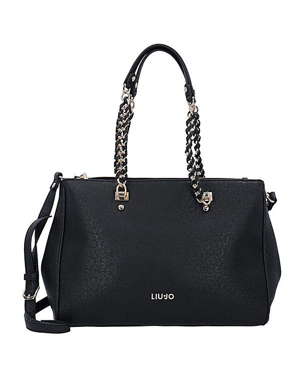 LIU JO Anna Chain Handtaschen schwarz