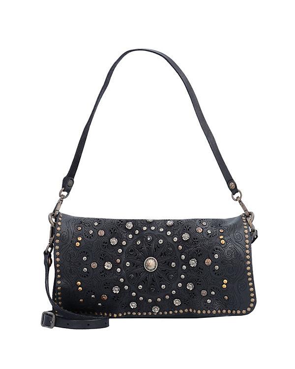 Campomaggi Pochette Handtaschen schwarz