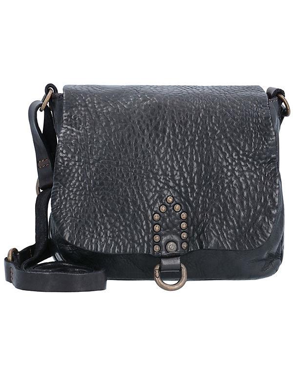 Campomaggi Cacciatorina Mini Bag Umhängetaschen schwarz