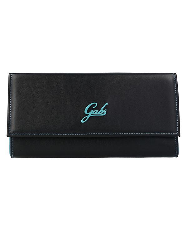 Gabs GMoney Portemonnaies schwarz