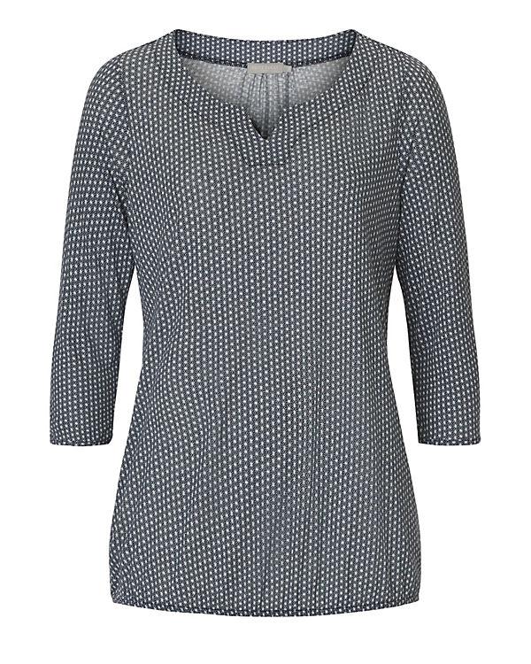 Betty & Co 3/4-Arm-Shirt dunkelblau