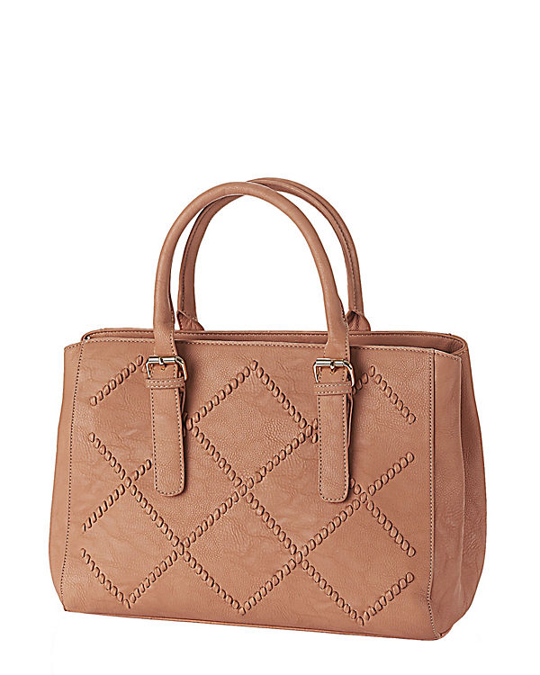 Betty Barclay Henkeltasche beige