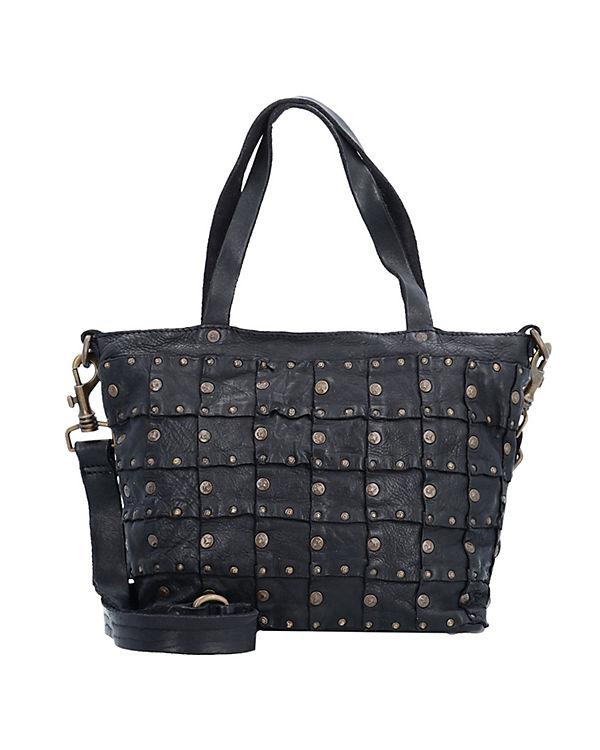 Campomaggi Rivetti Vacch Handtaschen schwarz