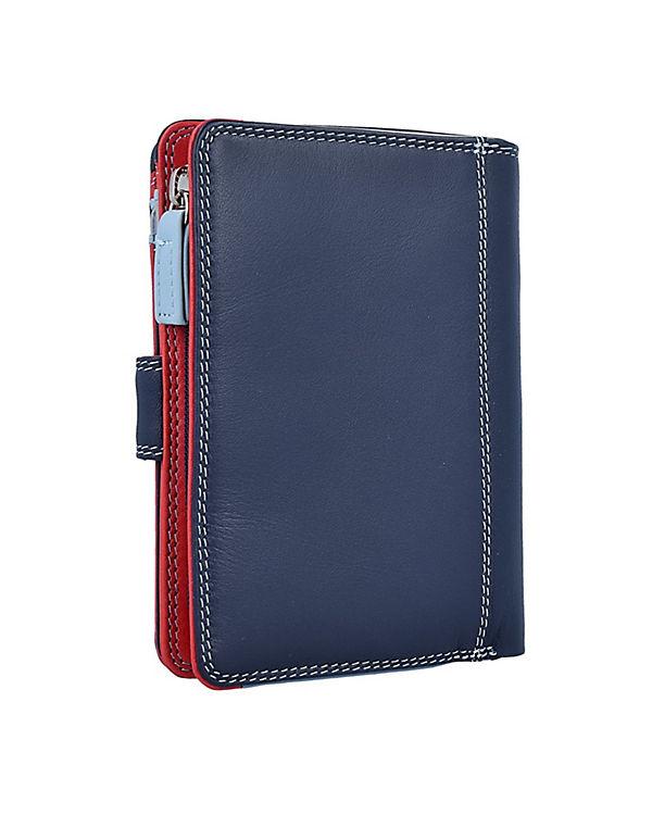 Mywalit Snap Wallet Portemonnaies blau