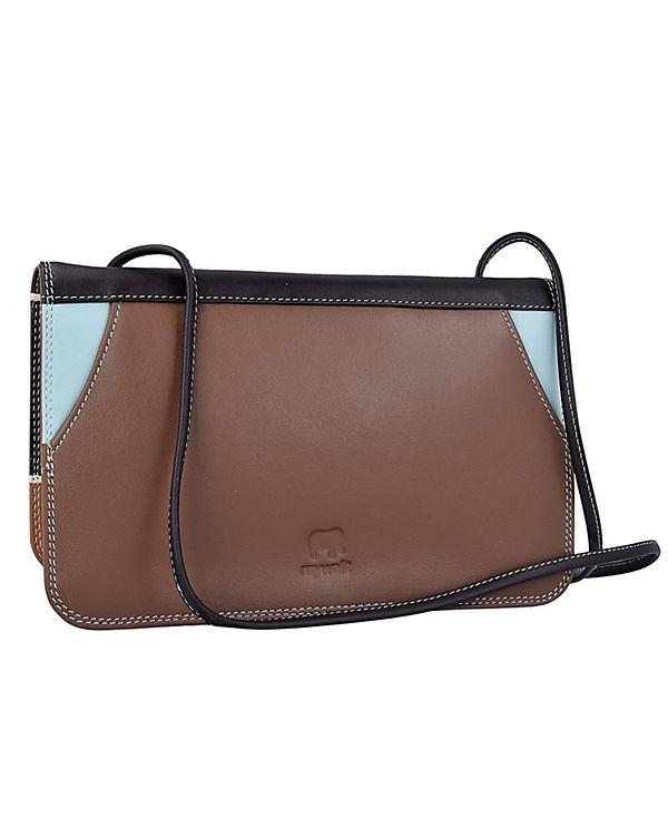 Mywalit Full Flap Handtaschen braun