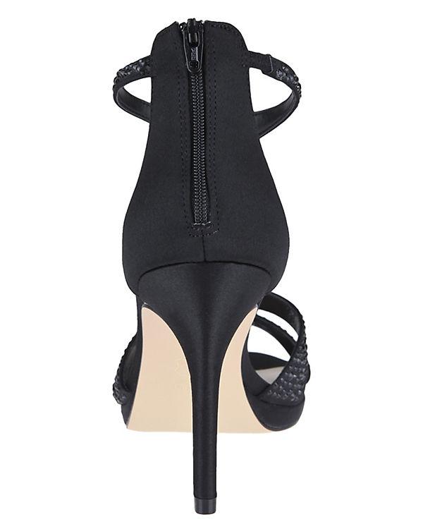 T-Steg-Sandaletten BRIETTA schwarz