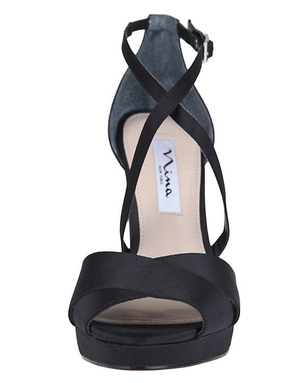 Klassische Sandaletten MARYLIN schwarz