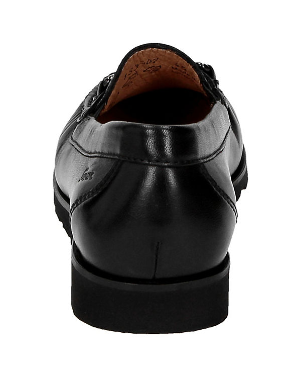 Klassische Slipper Bojana-XL schwarz