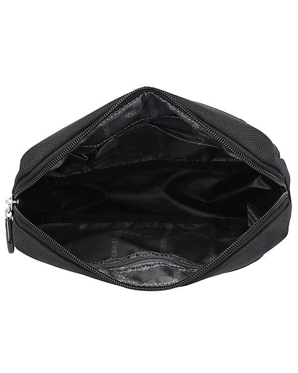 MANDARINA DUCK Kosmetiktasche schwarz