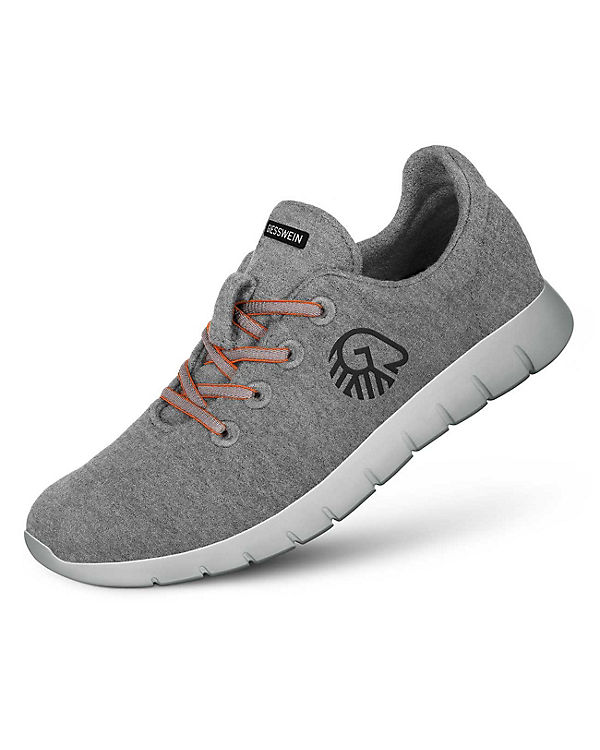 Giesswein Sneakers Merino Runners WOMEN grau