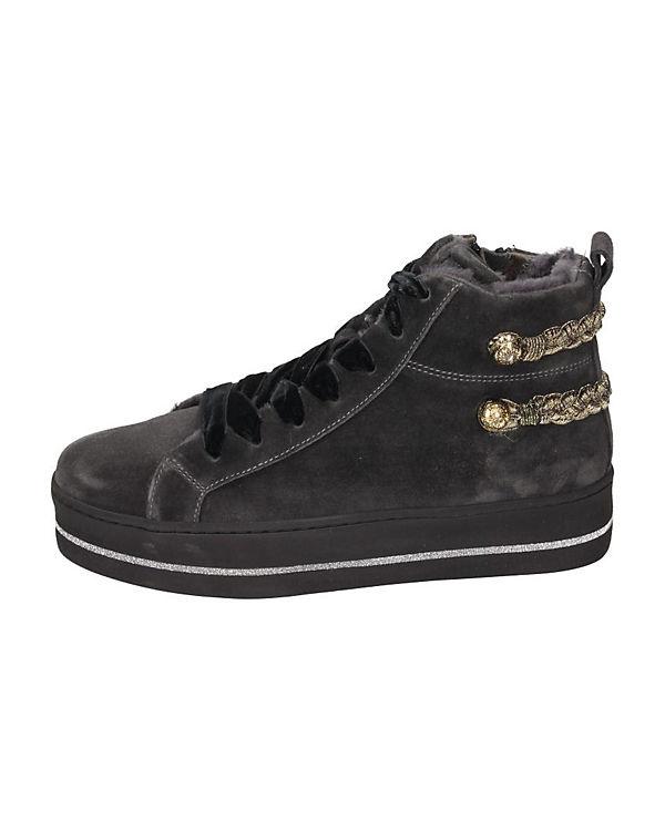 Sneakers High grau