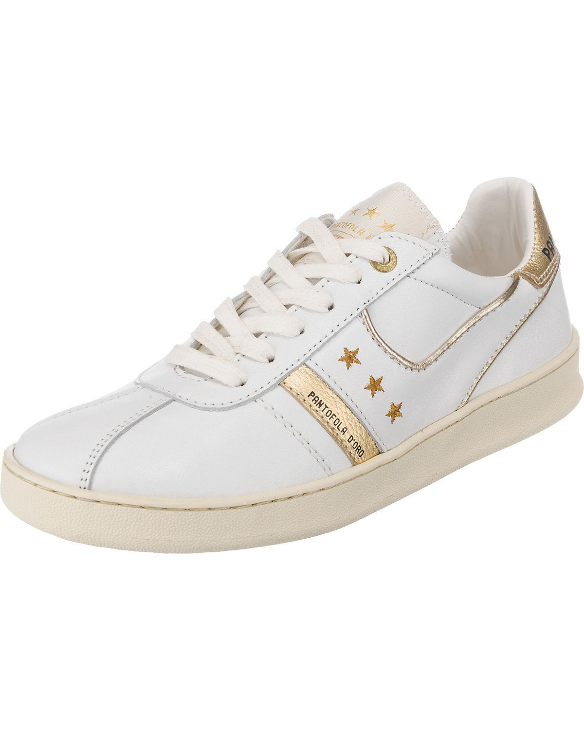 Pantofola d'Oro, COVERCIANO DONNE LOW Sneakers Low, weiß