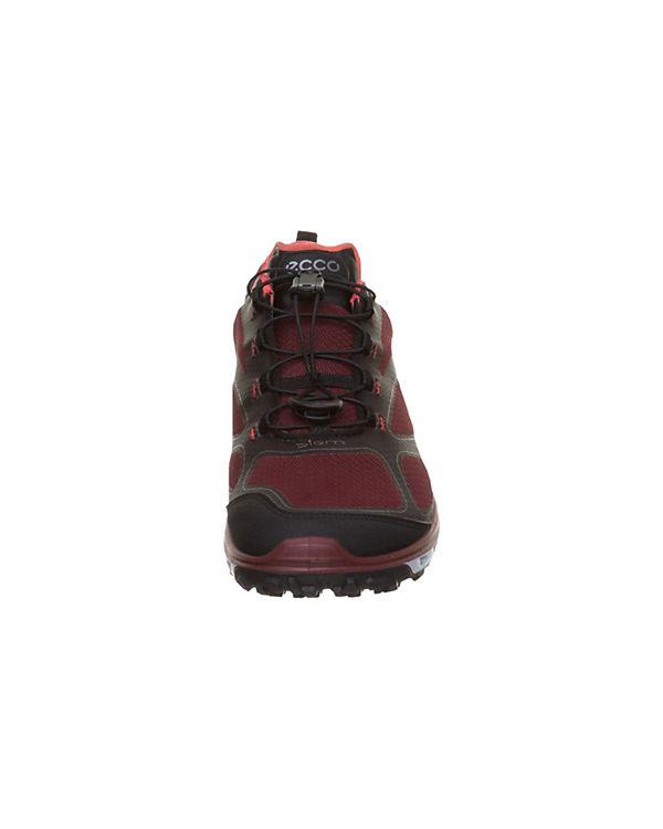 Schnürschuhe rot