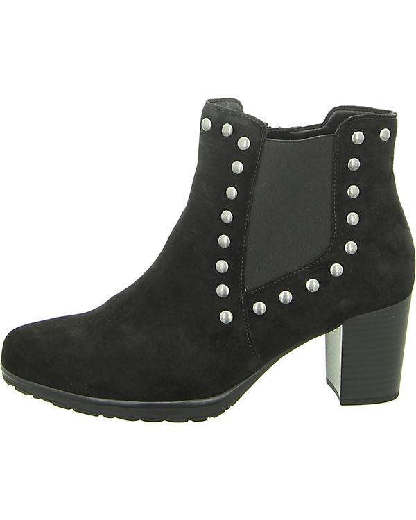 Ankle Boots schwarz