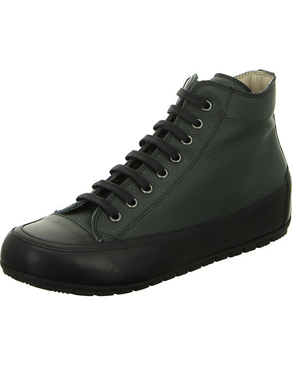Sneakers High grün