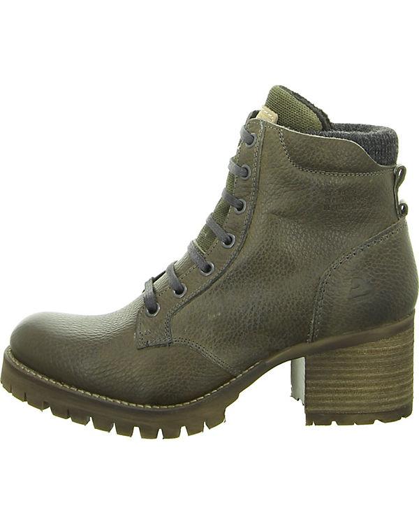 Klassische Stiefel grün