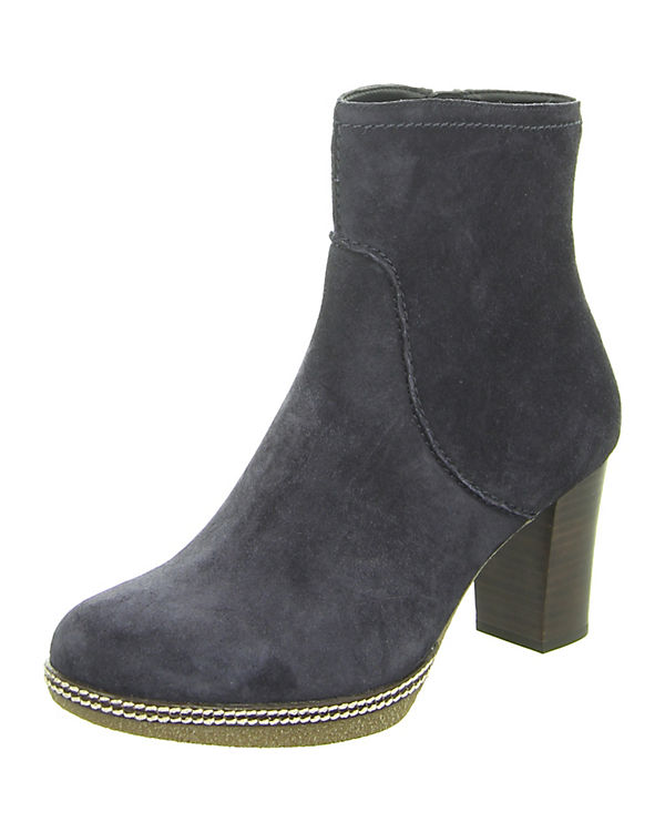 Ankle Boots lila