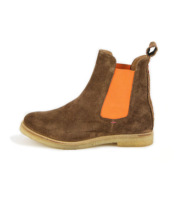 Chelsea Boots ELDA braun