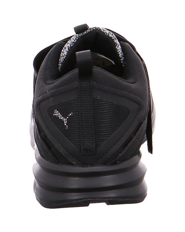 Sneakers Low schwarz