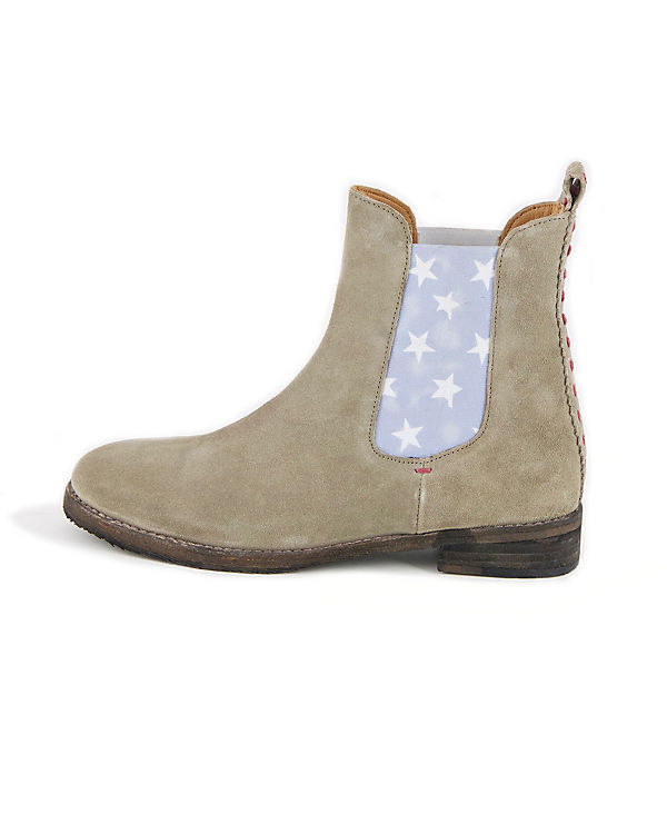 Chelsea Boots MARLENA taupe
