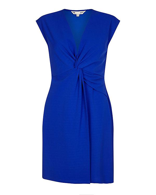 Yumi Jerseykleid blau