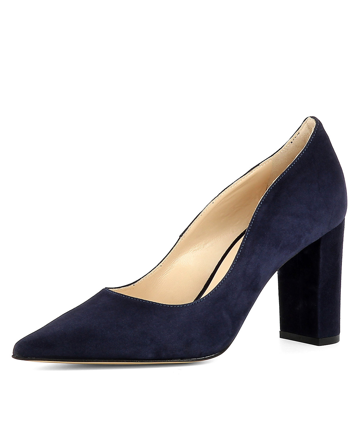 Evita Shoes, JESSICA Klassische Pumps, blau