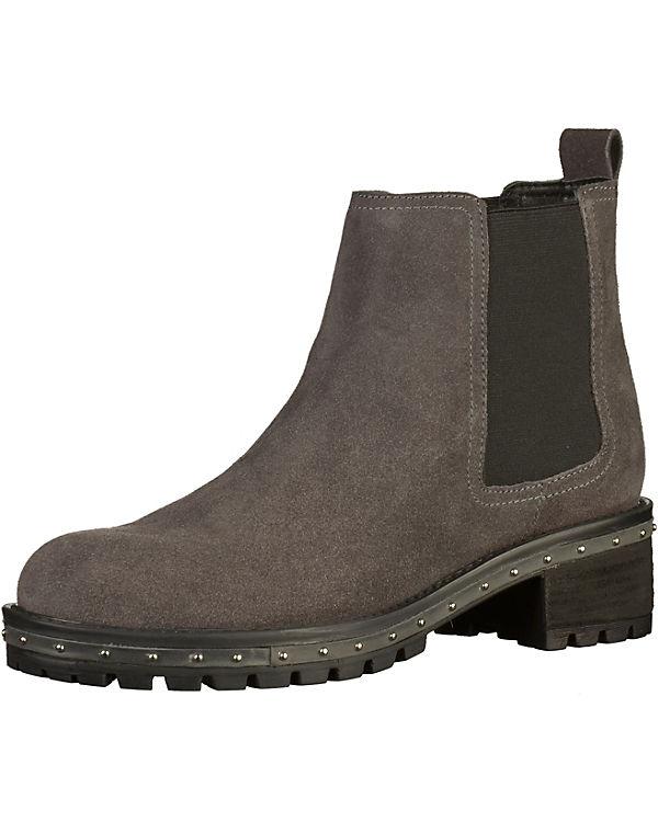 Chelsea Boots dunkelgrau