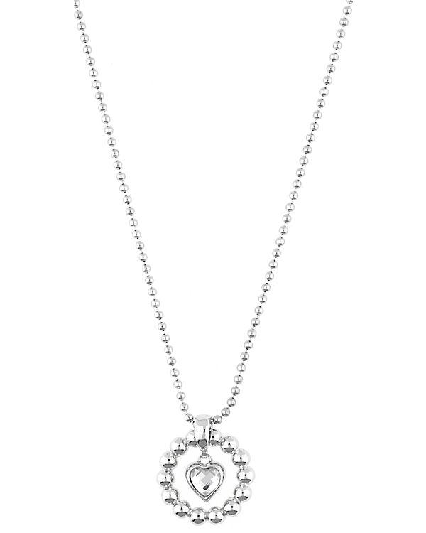 ESPRIT Halskette schwarz-kombi