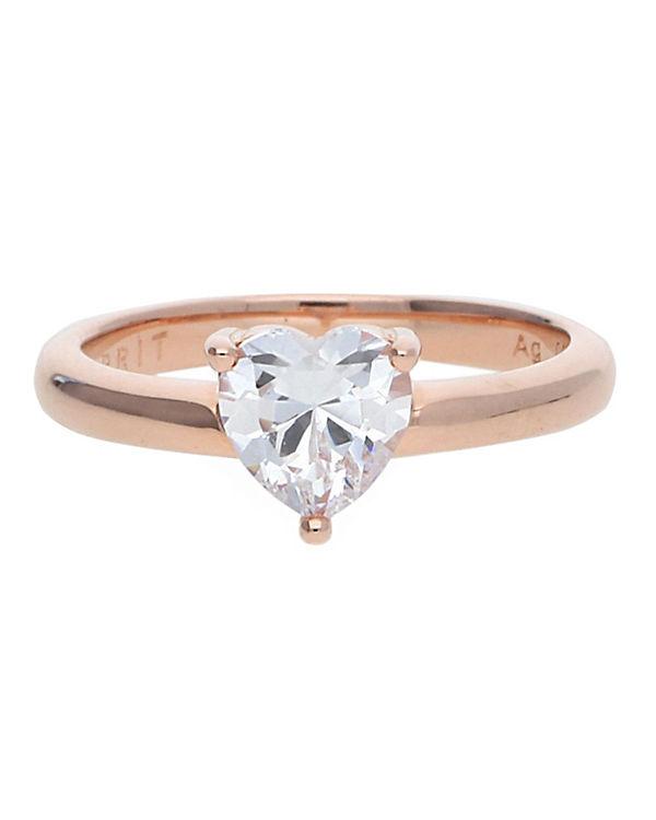 ESPRIT Ring gold