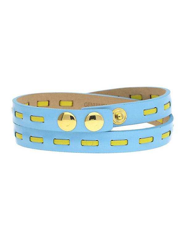 GUESS Armband gelb-kombi