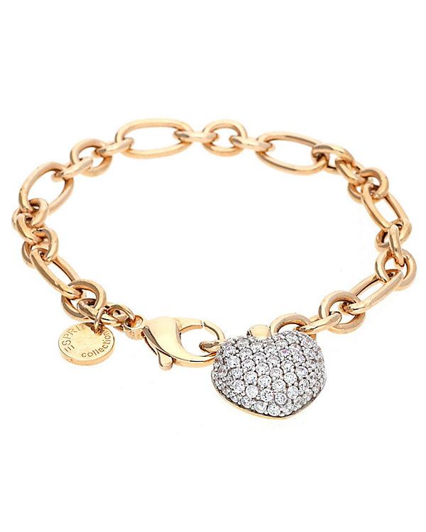 ESPRIT Armband gold