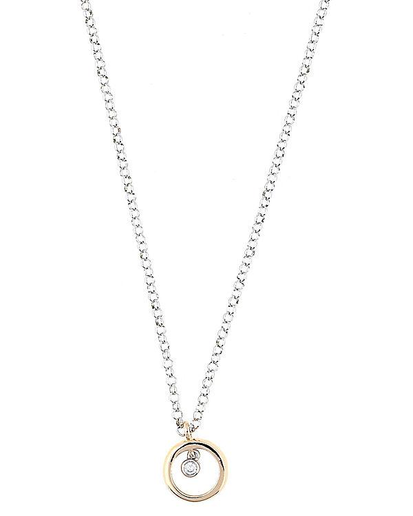 ESPRIT Halskette silber