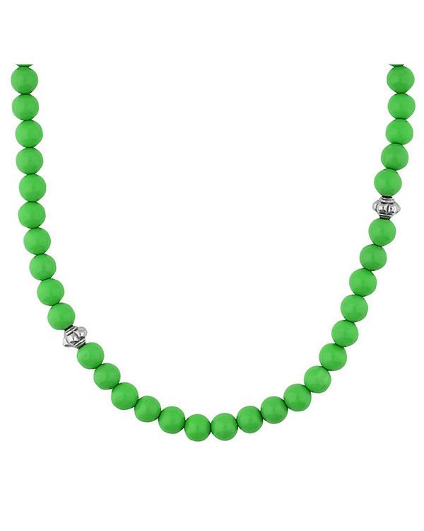 ESPRIT Halskette grün