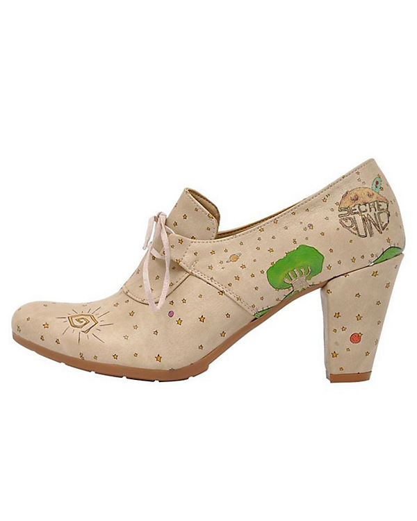 Ankle Boots  Lacewing mehrfarbig
