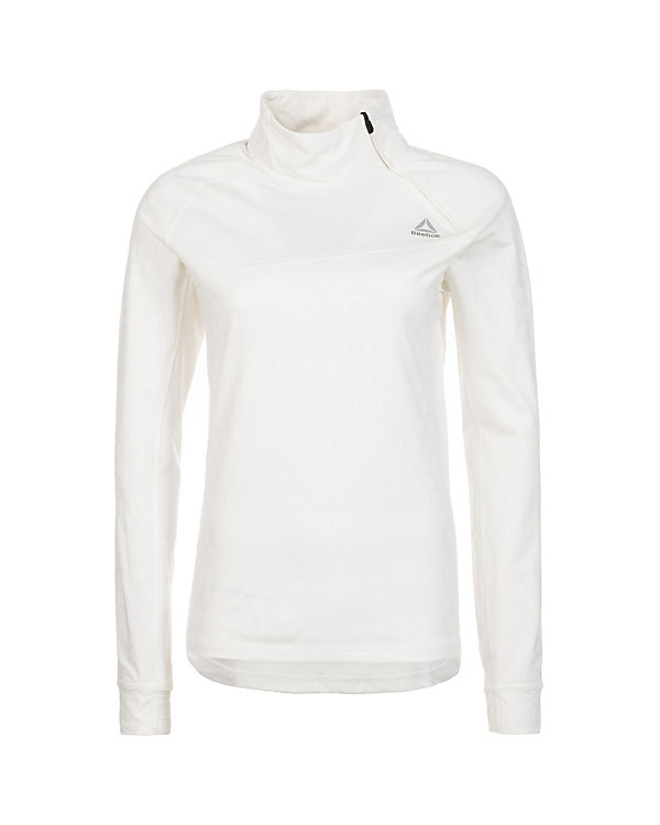 Reebok Trainingsshirt Hexawarm weiß