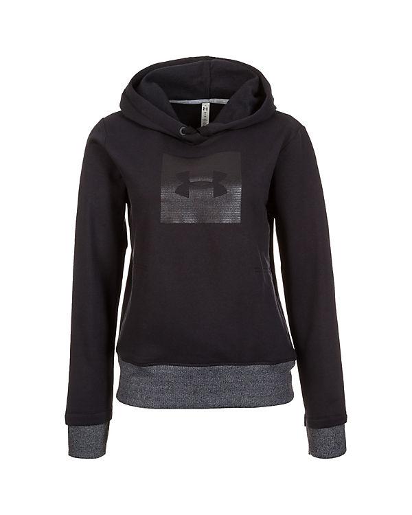 Under Armour Sweatshirt AllSeasonGear Threadborne schwarz