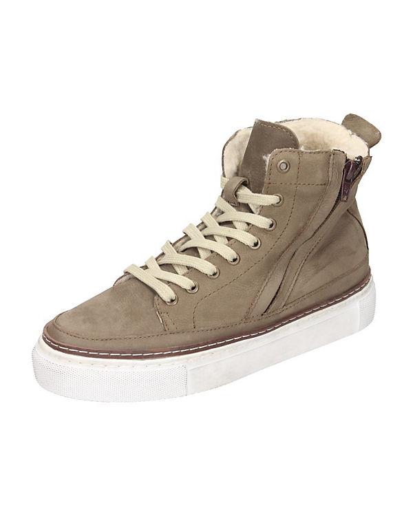 Sneakers High beige