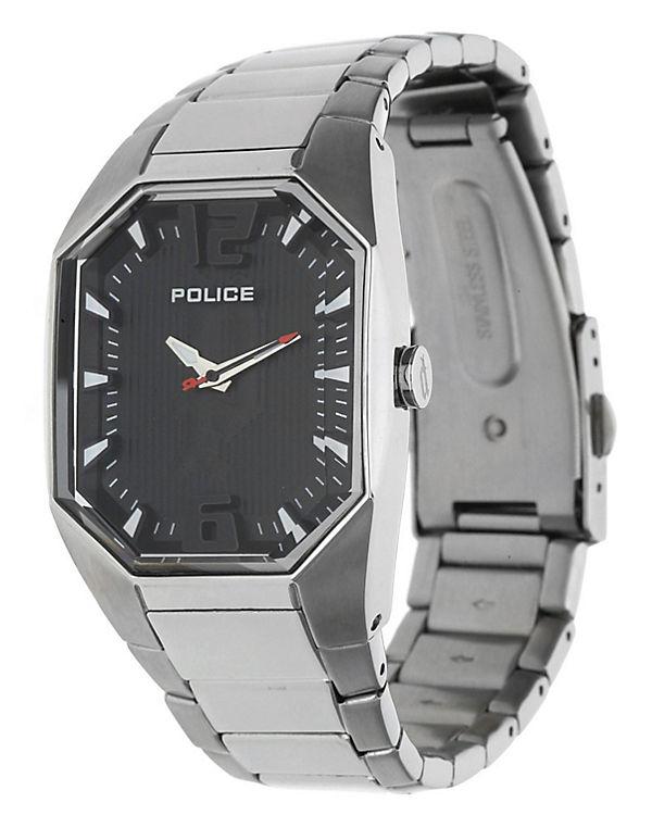 Police Armbanduhr Octane P12895LS-02M silber