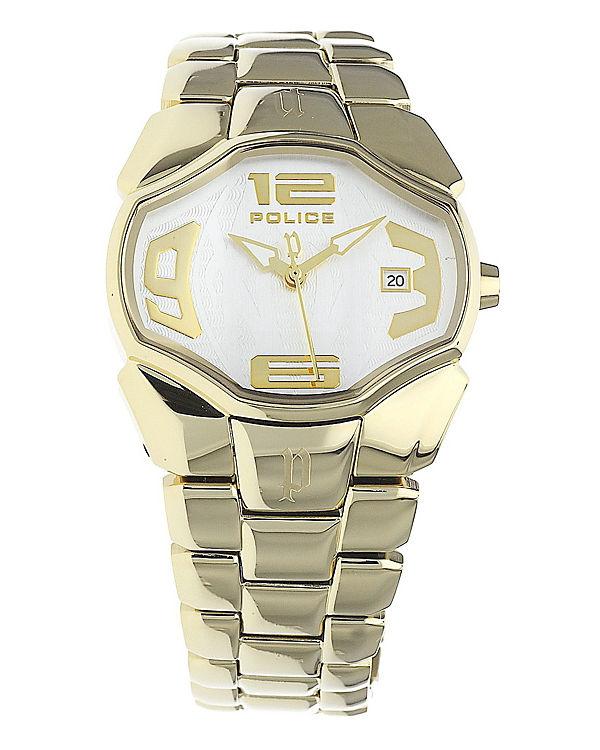 Police Armbanduhr Angel P12896BSG-04M gold