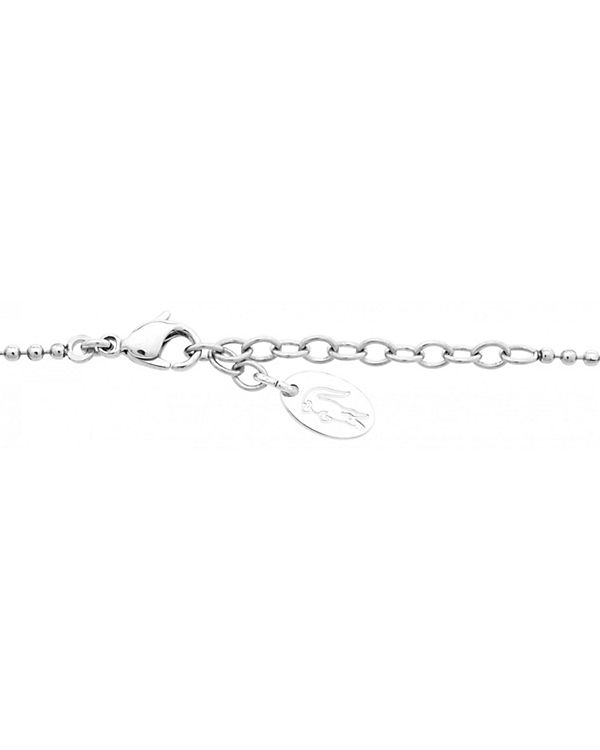 LACOSTE Halskette 700929999L2 silber