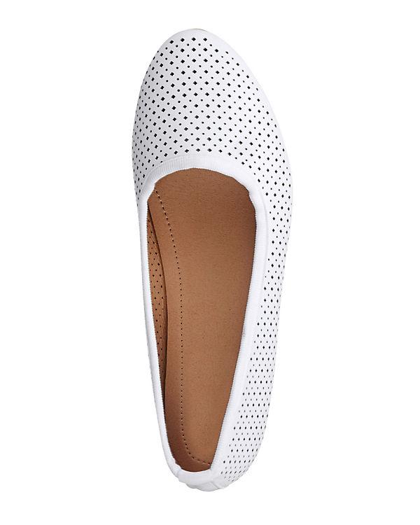 Komfort-Slipper weiß