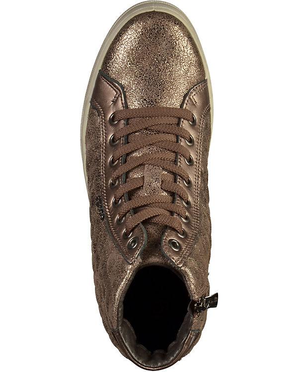 Sneakers High bronze