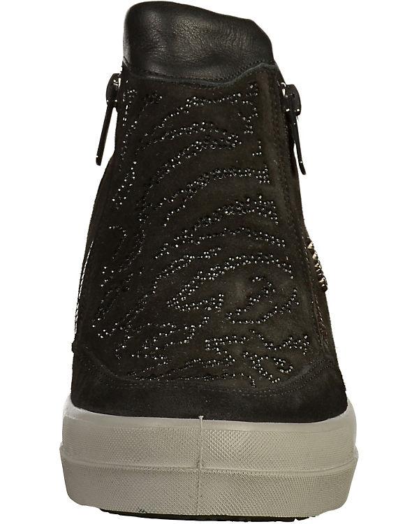Sneakers High schwarz