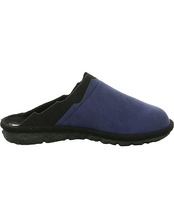 Pantoffeln lila