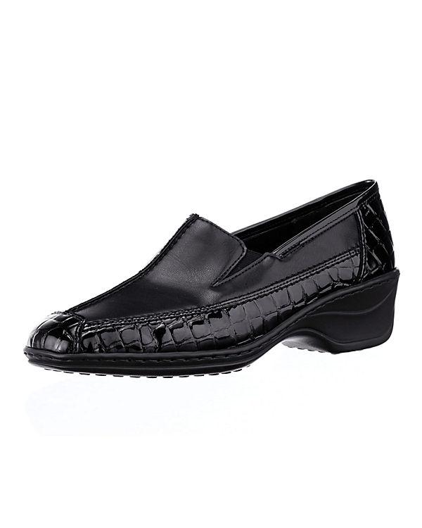 Komfort-Slipper schwarz